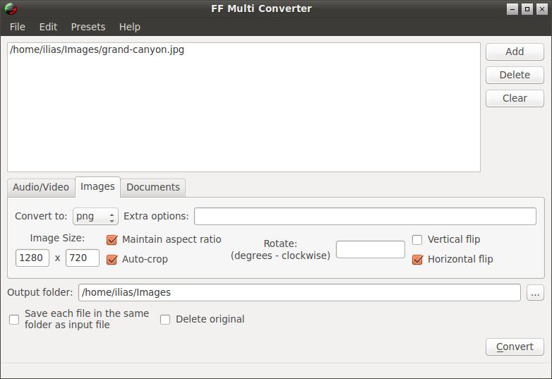 FF Multi Converter download | SourceForge net