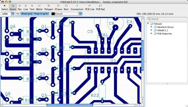 FidoCadJ download   SourceForge net