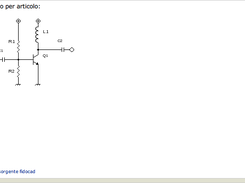 A FidoCadJ drawing converted in a picture by FidoReadPHP, running on the Grix.it server.