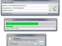 File Splitter download | SourceForge net