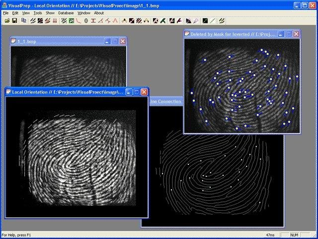 Fingerprint recognition SDK download | SourceForge net