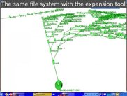 Latest version: A tree representation of the files system
