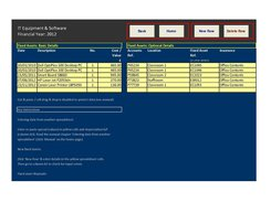 Fixed assets pro excel download sourceforge fixed asset page pronofoot35fo Image collections