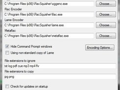 FlacSquisher download | SourceForge net