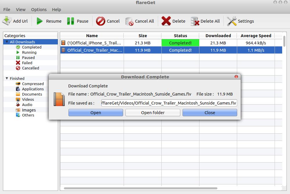 Download Task Paused