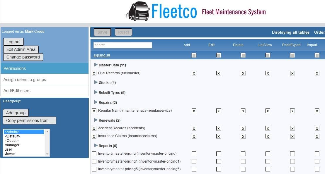 create queries for the fleet truck maintenance database How to use fleet management software fleet management vehicle maintenance software for accounting and full control of vehicles private or public service fleets cars, taxis, vans, pick up trucks, buses, trucks, etc  the heart of the system starts in the database for vehicles.
