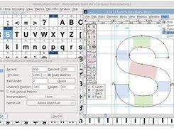 FontForge – An Outline Font Editor download | SourceForge net