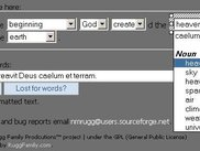 ForLatin also helps you write out your translation.