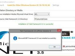 download microsoft .net framework 3.5 offline installer