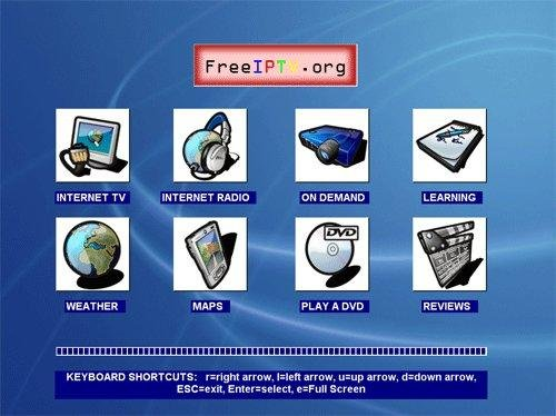Free IPTV Project download | SourceForge net