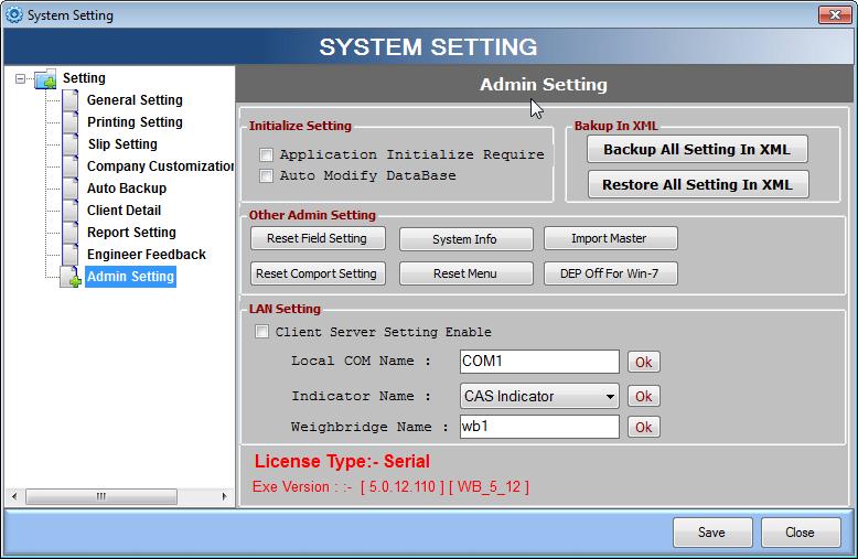 free Weighbridge Software download | SourceForge net