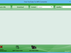 Free YouTube to MP3 Converter download | SourceForge net