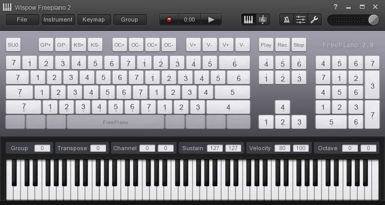 Free Piano Download Sourceforge Net