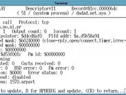 freevt3k running SOCKINFO.NET.SYS in rxvt