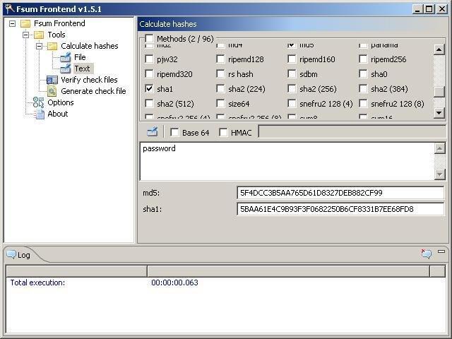 Fsum frontend download | SourceForge net