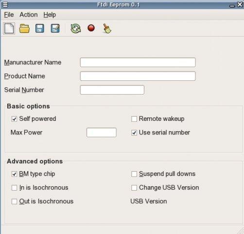 FTDI EEPROM GUI Programmer download | SourceForge net