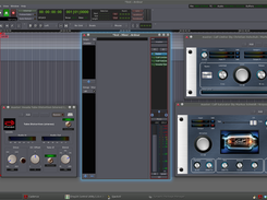 The Ardour3 D.A.W with plugins