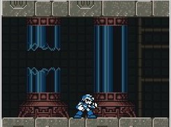Megaman Xtreme 2 in Gambatte Qt on Linux