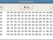 MemoryEditor Dialog -- show the memory content