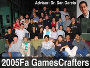 The UC Berkeley Fall 2005 GamesCrafters