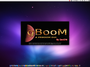 gBoom 0.9.4 Splash Screen