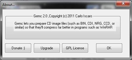 Gemc download | SourceForge net