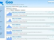 Geo main page (cover)