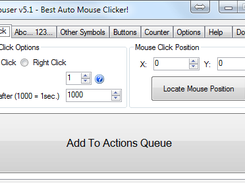 AutoMouser - AUTO MOUSE & KEYBOARD 100+ download