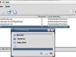 Getleft download   SourceForge net