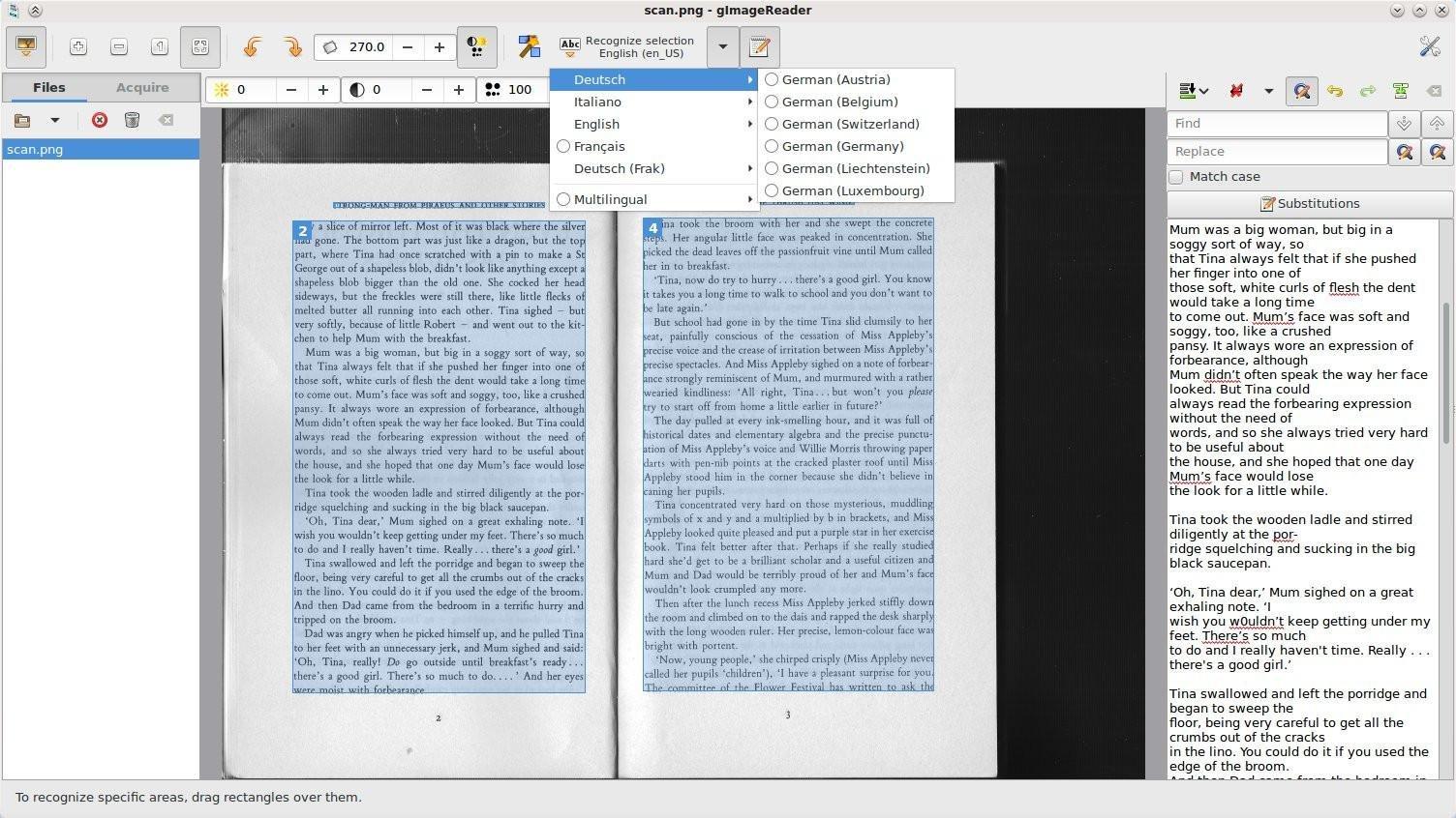 gImageReader download | SourceForge net