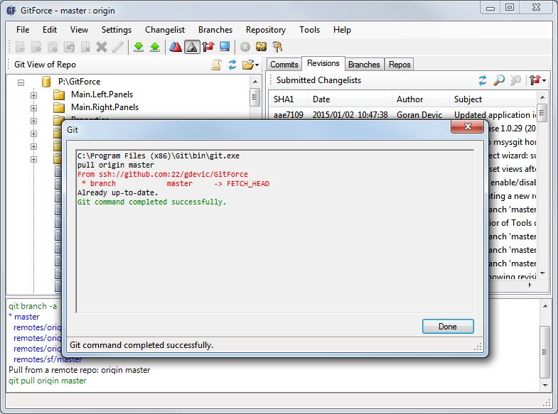 GitForce download | SourceForge net