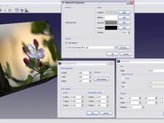 GLCViewer with textured box and dialog window