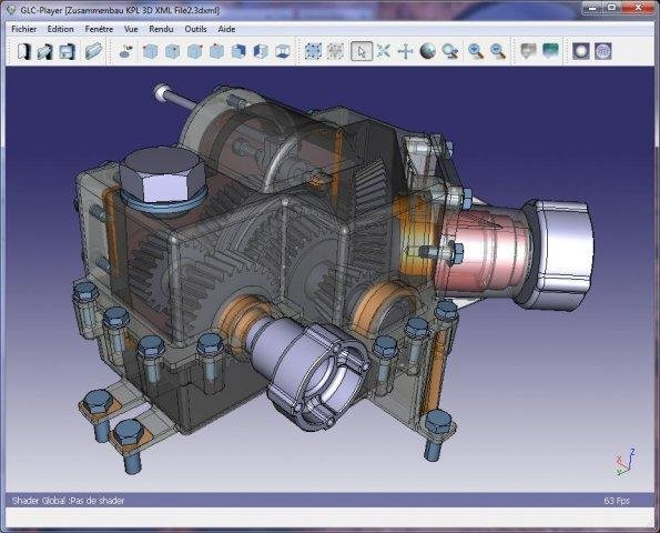 Glc player download 3d model editor