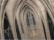Reims Cathedral (as Doom 3 model by Loren Schmidt) rendered by GLOBE_3D