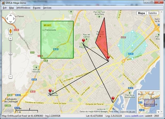 Google Maps Library download | SourceForge net