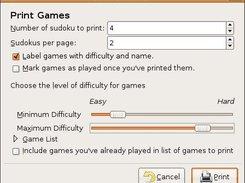 GNOME Sudoku download | SourceForge net