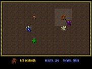 First screenshot of game in action