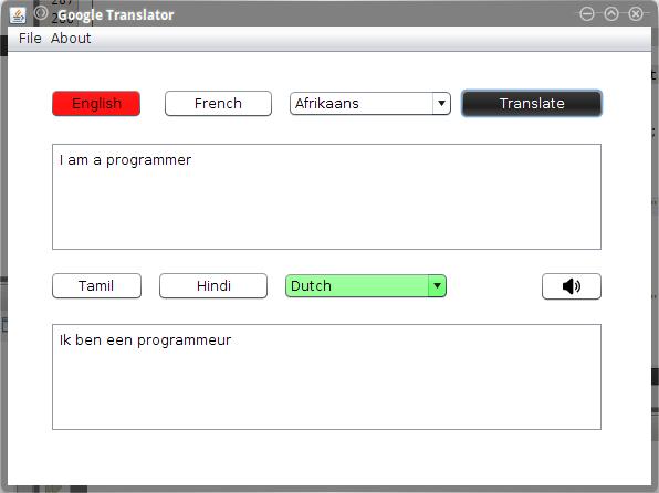 GoogleTranslator2 0 download   SourceForge net