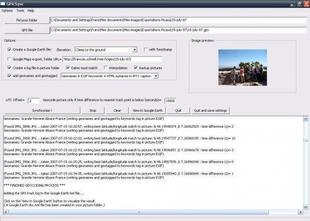 GPicSync download | SourceForge net