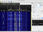 Gqrx 2.4 on Mac OS X El Capitan
