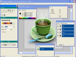 GraphicsMagic Screenshot