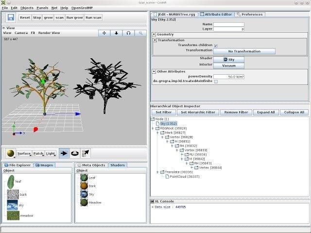 GroIMP download   SourceForge net