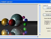 HRay running on Windows XP