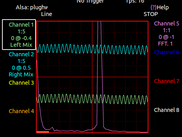 xoscope, a digital oscilloscope
