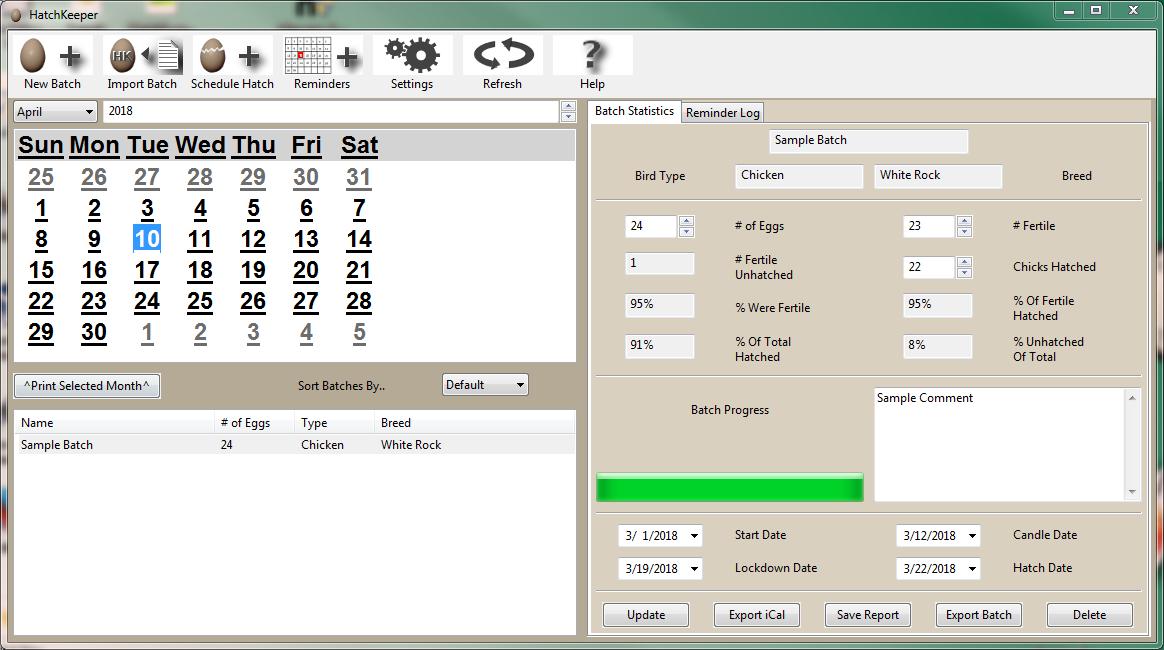 HatchKeeper download | SourceForge net