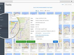 FleetLocate (Fleet) vs  Hellotracks vs  Axon Trucking