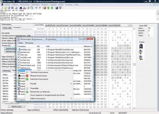 Open Source Hex Editor