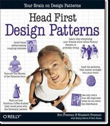 Head First Design Patterns (Cover)