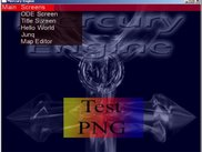 Title Screen as of April 2, 2006