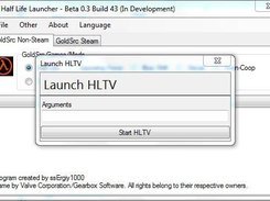 Half Life Launcher download | SourceForge net